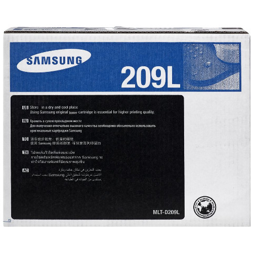 Samsung MLT-D209L Black High Yield (Genuine) title=