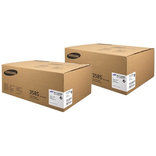 Samsung MLT-D358S 2 Pack Bundle (Genuine) title=