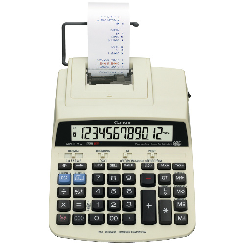 Canon MP121-MG Calculator title=