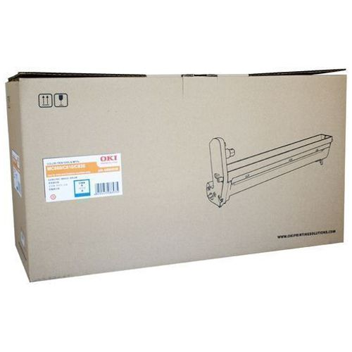 Oki 44064035 Cyan Drum Unit title=