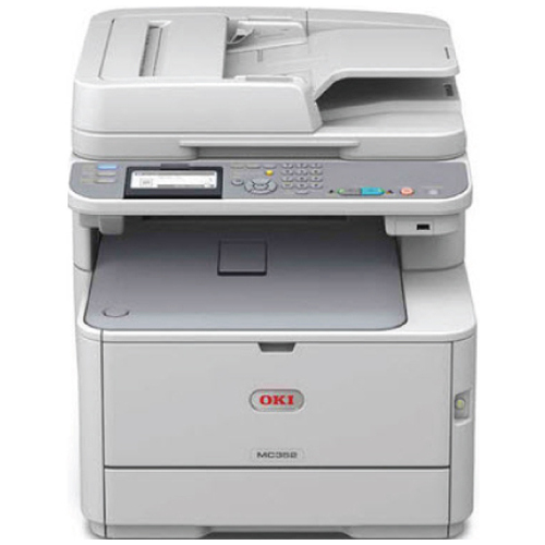 Oki MC362dnw Multi Function Colour Laser Wireless Printer + Duplex title=