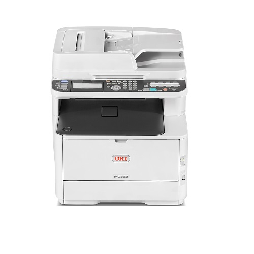 Oki MC363dn Multifunction Colour Laser Printer + Duplex title=