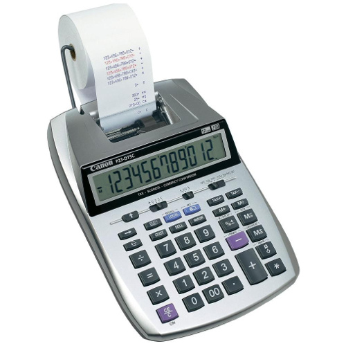 DISCONTINUED - Canon P23-DTS C Calculator title=