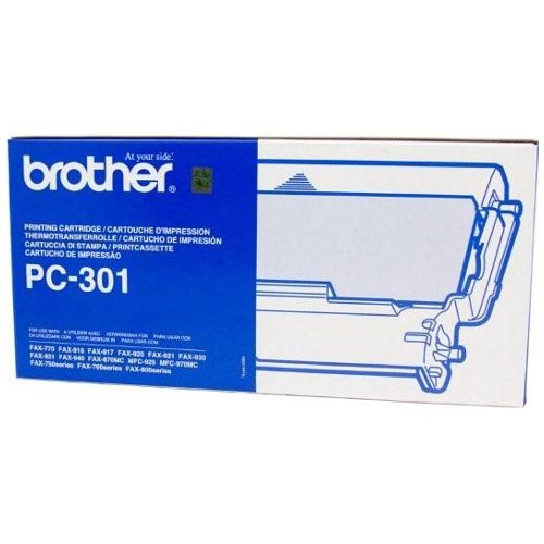 Brother PC-301 Black (Genuine) title=