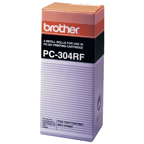 Brother PC-304RF 4 Pack Bundle (Genuine) title=