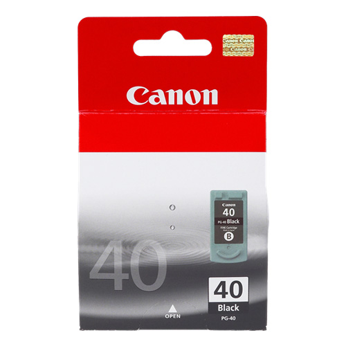 Canon PG-40 Black High Yield (Genuine) title=