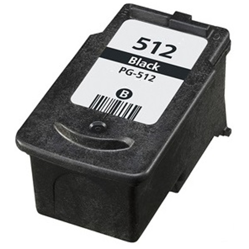 Remanufactured PG-512 Black High Yield title=
