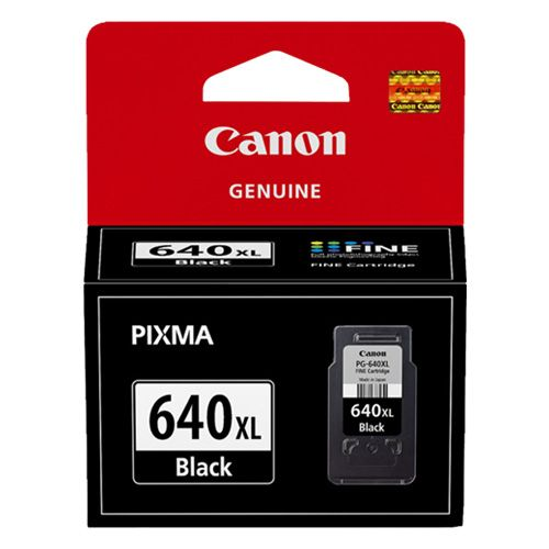 Canon PG-640XL Black High Yield (Genuine) title=