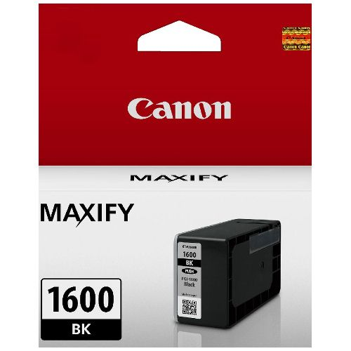Canon PGI-2600BK Black Ink Cartridge Genuine