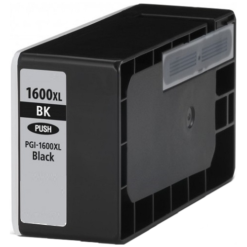 Compatible PGI-1600XLBK Black High Yield title=