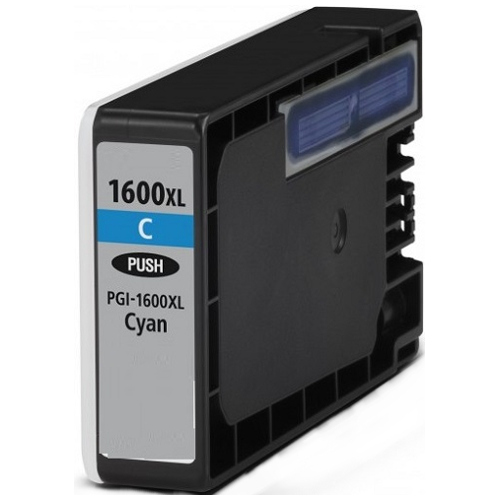 Compatible PGI-1600XLC Cyan High Yield title=