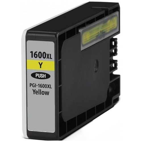 Compatible PGI-1600XLY Yellow High Yield title=