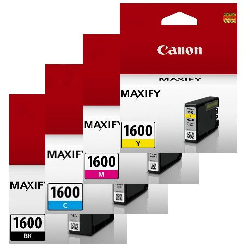 Canon PGI-1600 8 Pack Bundle (Genuine) title=