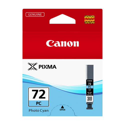 Canon PGI-72PC Photo Cyan (Genuine) title=