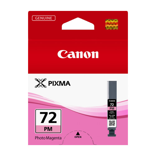 Canon PGI-72PM Photo Magenta (Genuine) title=