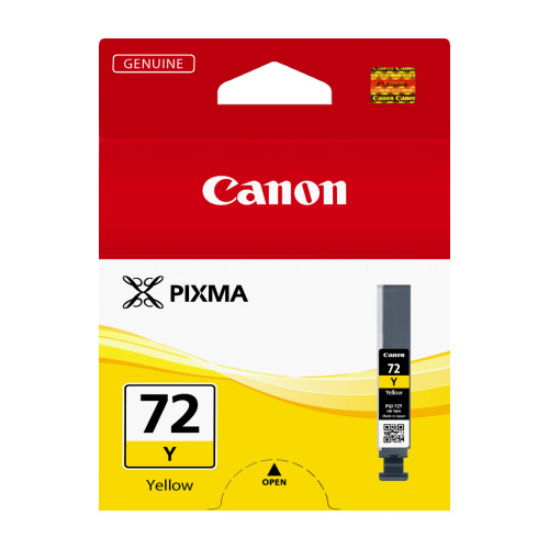 Canon PGI-72Y Yellow (Genuine)