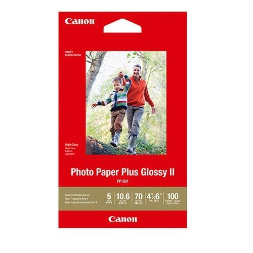 Canon PP-3014x6-100 4 x 6 inch Specialty Paper title=