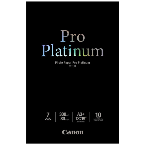 Canon PT-101A3+ A3+ Photo Paper Pro Platinum title=