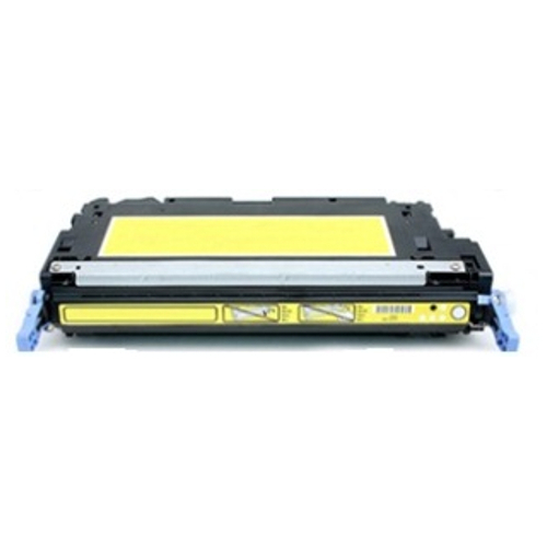 Remanufactured 502A Yellow Toner Cartridge (Q6472A)