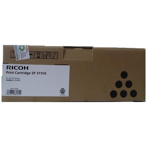 Ricoh 407247 Black Toner Cartridge Genuine | InkDepot