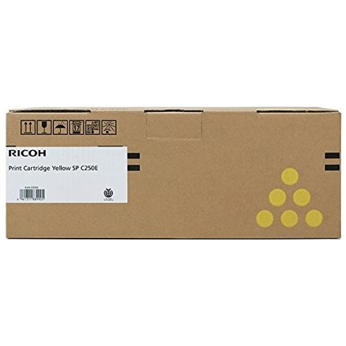 Ricoh 407550 Yellow (Genuine) title=