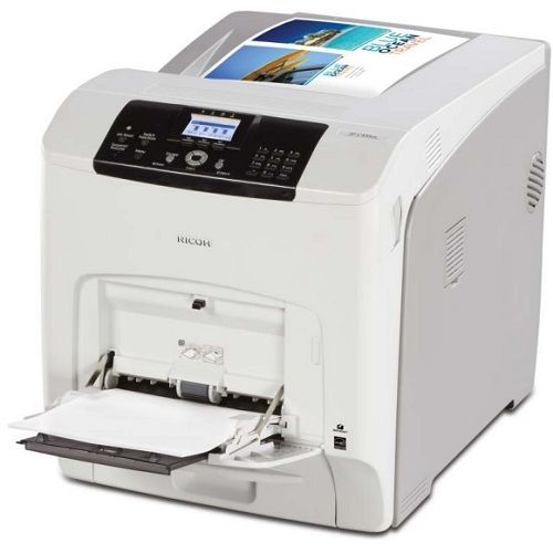 Ricoh SP C435DN Colour Laser Printer title=