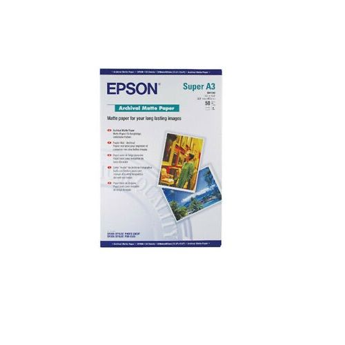 Epson S041340 A3 Photo Paper (Genuine) title=