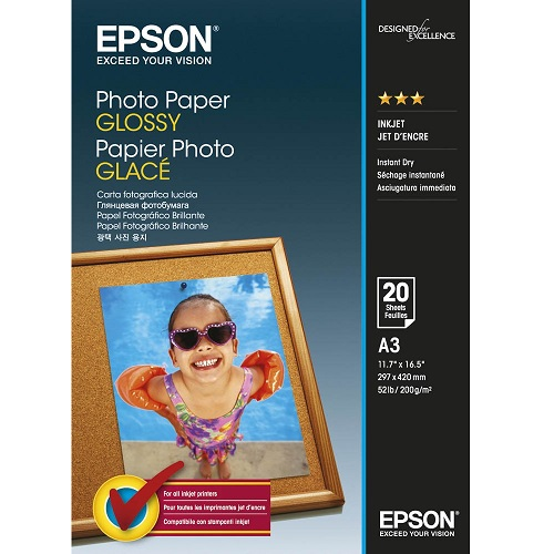 Epson S042536 A3 Photo Paper