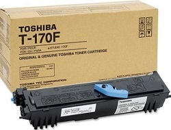 Toshiba T-170F Black Toner Cartridge Genuine