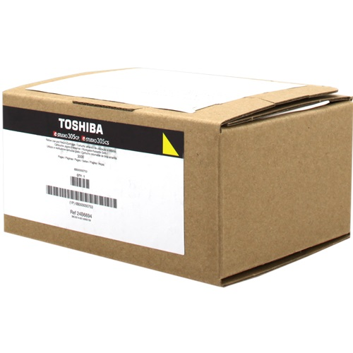 Toshiba T-FC305Y Yellow (Genuine) title=