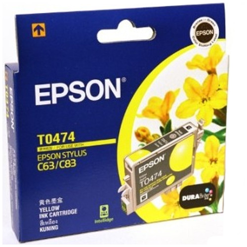 Epson T0494 Yellow (Genuine) title=