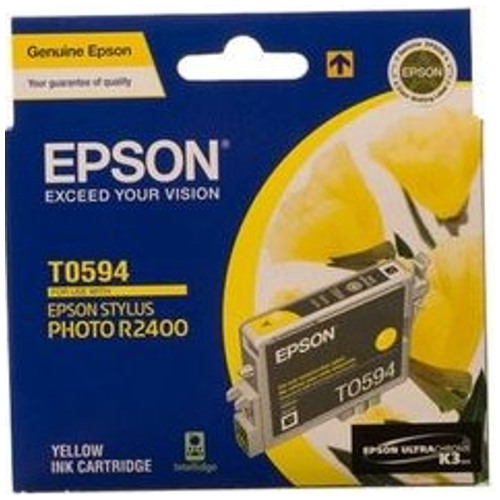 Epson T0594 Yellow (Genuine) title=