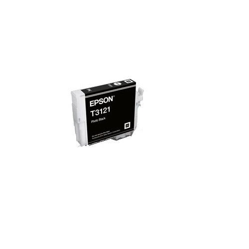 Epson T3121 Photo Black (C13T312100) (Genuine) title=