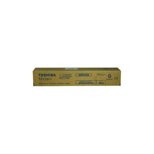 Toshiba T-FC28-Y Yellow (Genuine) title=