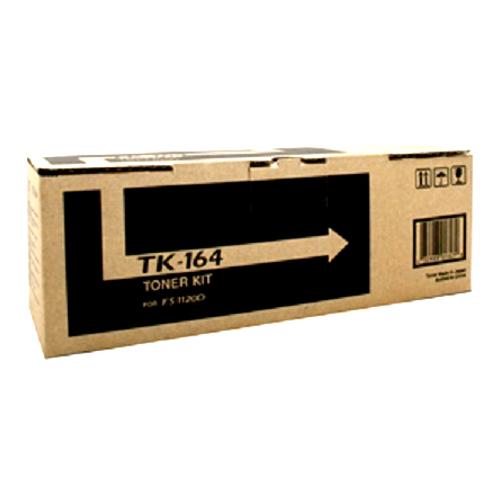 KYOCERA TONER KIT TK-164 - BLACK FOR ECOSYS FS-1120D/P2035D
