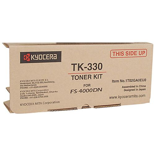 DISCONTINUED - Kyocera TK-330 Black (Genuine) title=