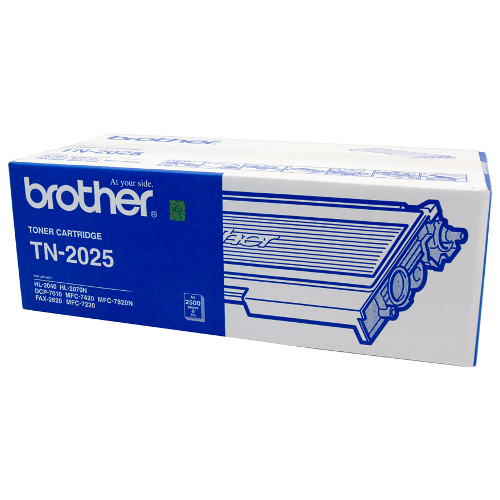 Brother TN-2025 Black (Genuine) title=