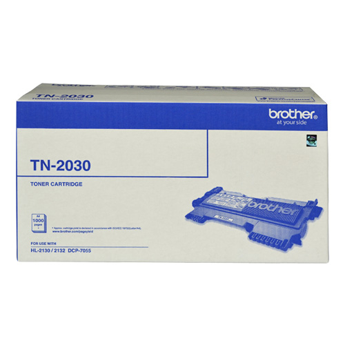 Brother TN-2030 Black (Genuine) title=