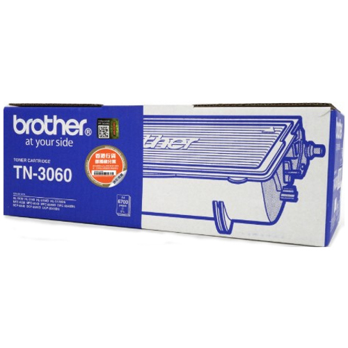 Brother TN-3060 Black High Yield (Genuine) title=