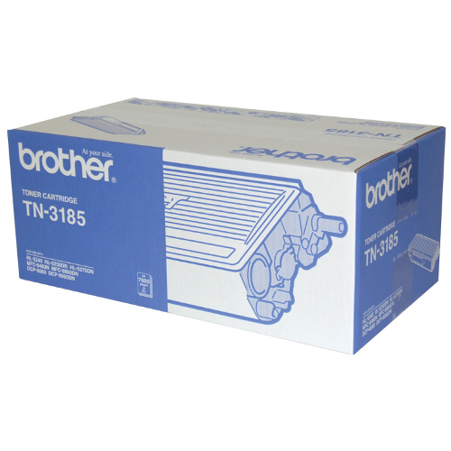 Brother TN-3185 Black High Yield (Genuine) title=