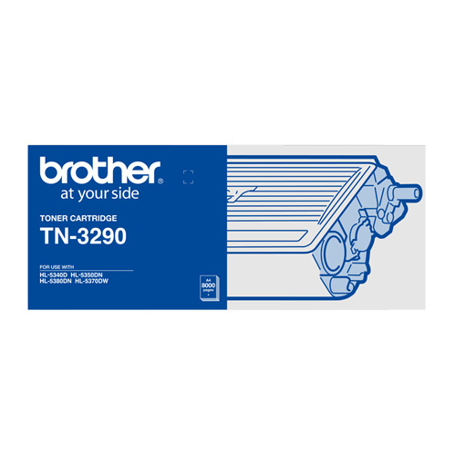 Brother TN-3290 Black High Yield (Genuine) title=