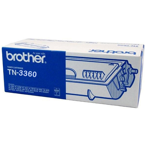 Brother TN-3360 Black Extra High Yield (Genuine) title=