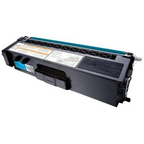 Remanufactured TN-348C Cyan High Yield title=