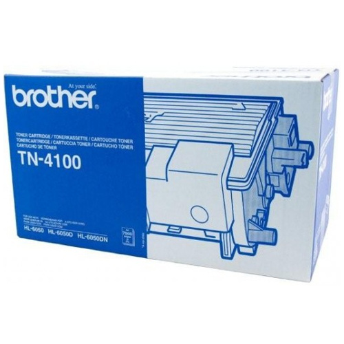 Brother TN-4100 Black (Genuine) title=
