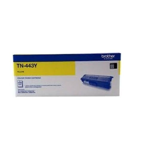 Brother TN-443Y Yellow High Yield Toner Cartridge (Genuine) title=
