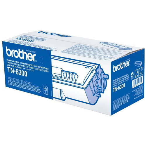 Brother TN-6300 Black (Genuine)