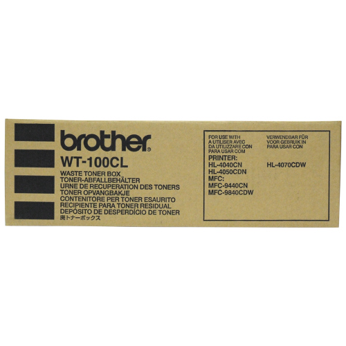 Brother WT-100CL Waste Bottle