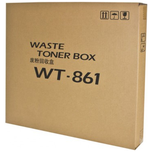Kyocera WT-861 Waste Bottle title=