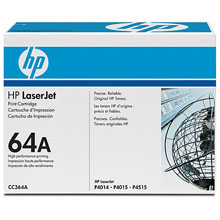 HP 64A Black Toner Cartridge Genuine (CC364A)
