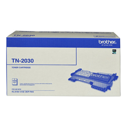 Genuine Brother TN-2030 Black Toner Cartridge